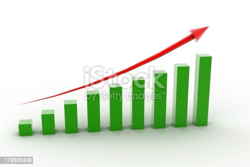 istock Business Graph 179333406