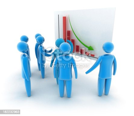 istock Business Graph 182232963