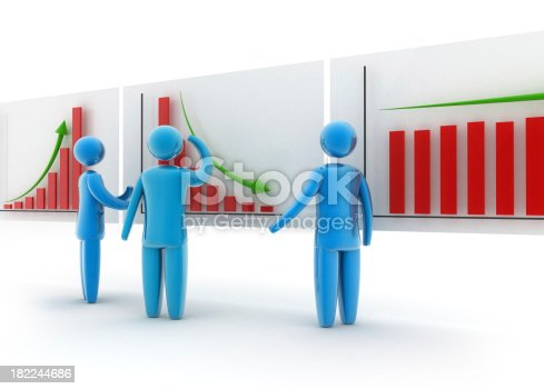 istock Business Graph 182244686