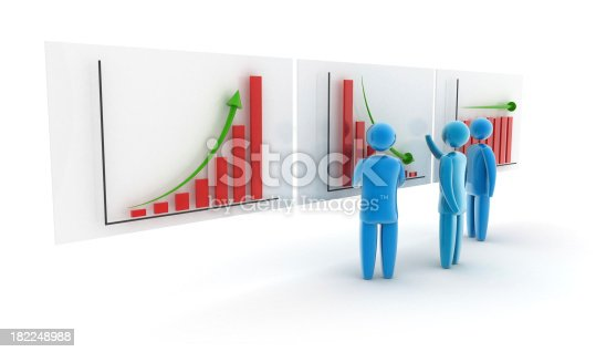 istock Business Graph 182248988