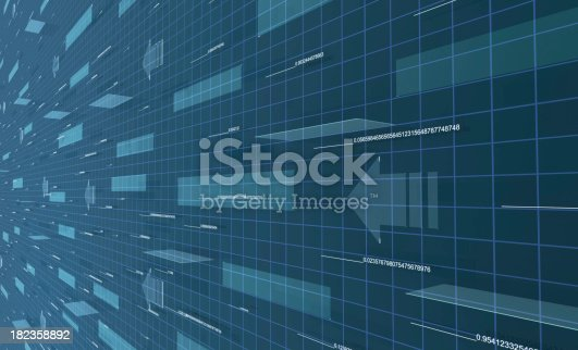 istock Business Graph 182358892