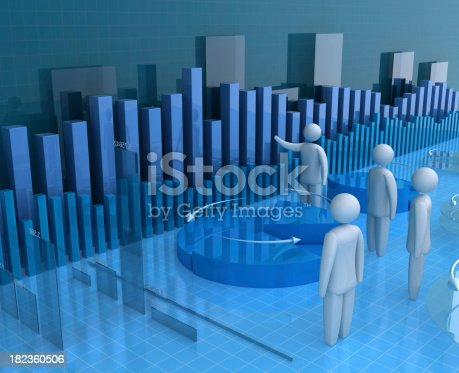 istock Business Graph 182360506