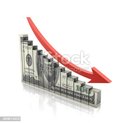 istock Business Graph 453614025