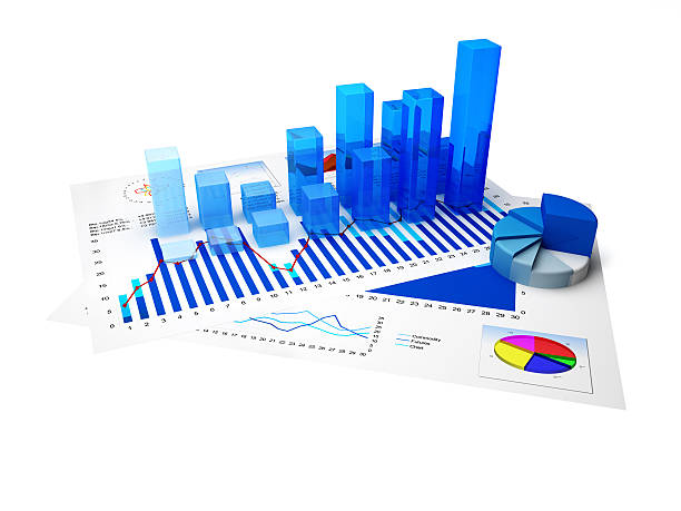 Business-Diagramm – Foto