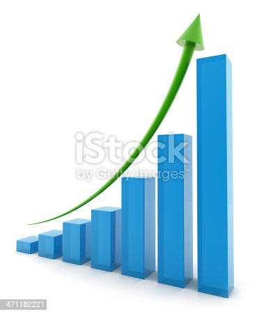 istock Business Graph 471182221