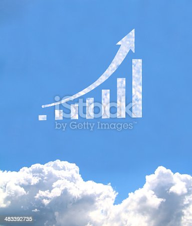 istock Business Graph 483392735