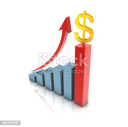 istock Business Graph 502034491
