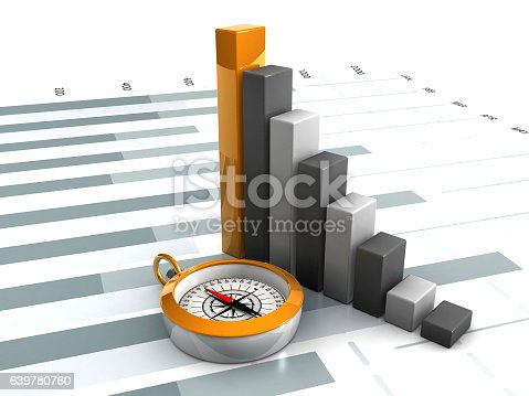 istock Business Graph 639780760