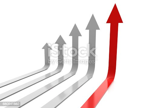 istock Business Graph 680541662