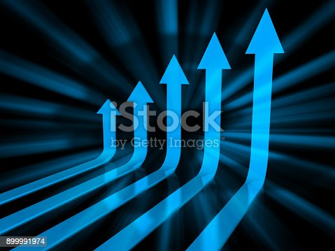 istock Business Graph 899991974