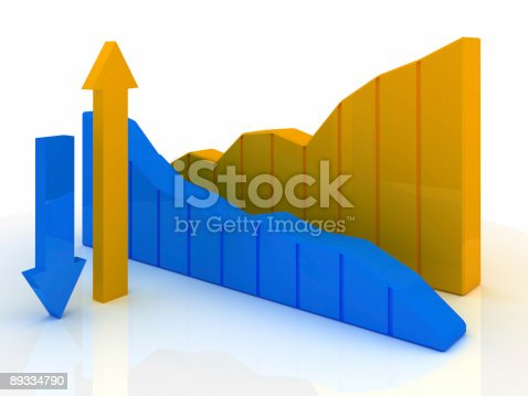 istock Business Graph v17 89334790