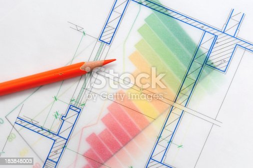 istock Business Graph-Growth Concept-Business Finance Success Chart 183848003