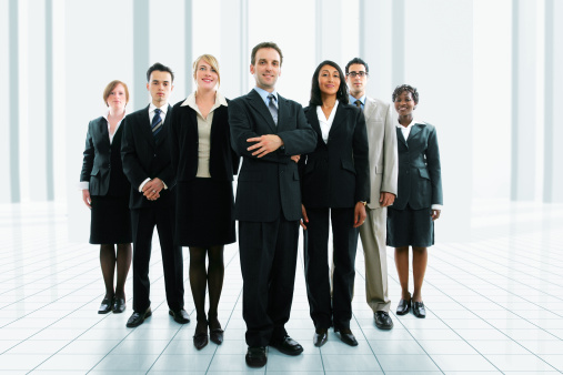 Business Group Stock Photo - Download Image Now
