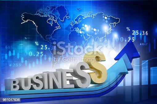 1014755036 istock photo business growth concept background 951047636