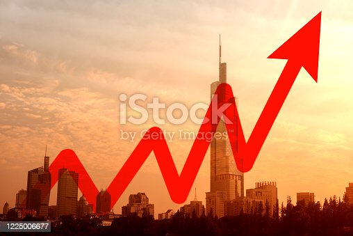 537390268 istock photo Business growth concept 1225006677