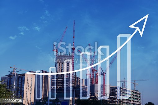 istock Business growth concept 1225006738