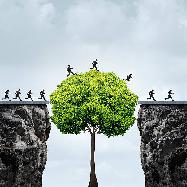 business growth opportunity - endurance stock photos and pictures