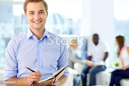 istock Business guy 178839101