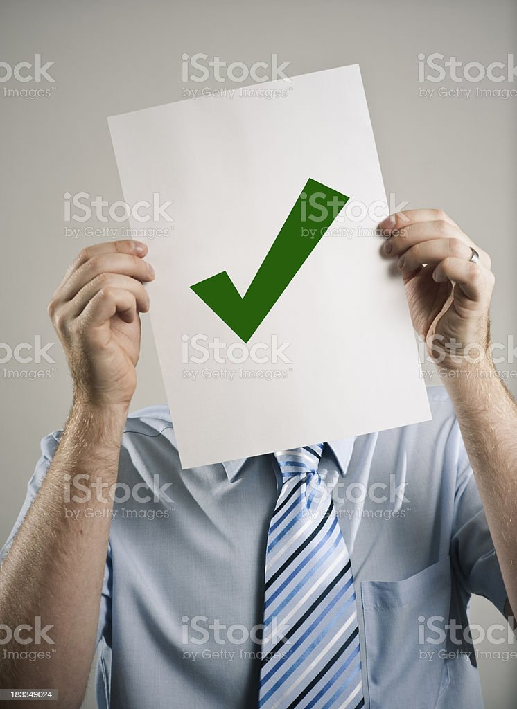 Business Guy royalty-free stock photo