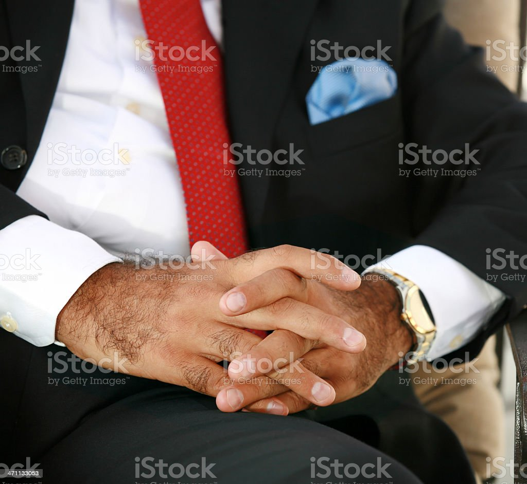 business hands royalty-free stock photo