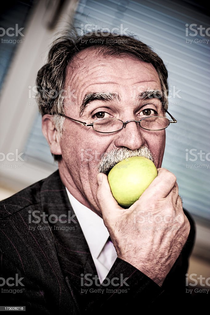 Business health royalty-free stock photo