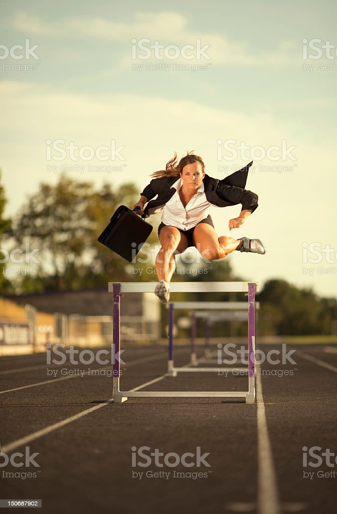 Business Hops stock photo