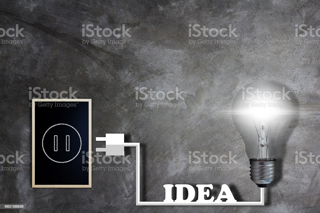 Business Idea Concept royalty-free 스톡 사진