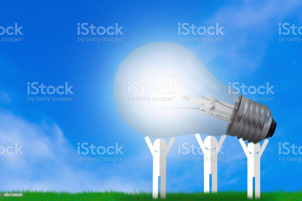 Business Idea Concept 免版稅 stock photo