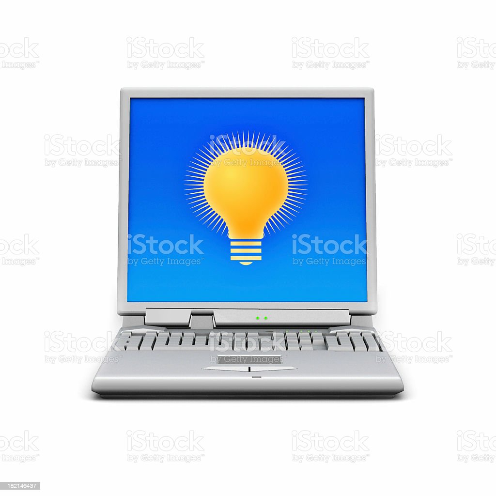 Business idea royalty-free stock photo