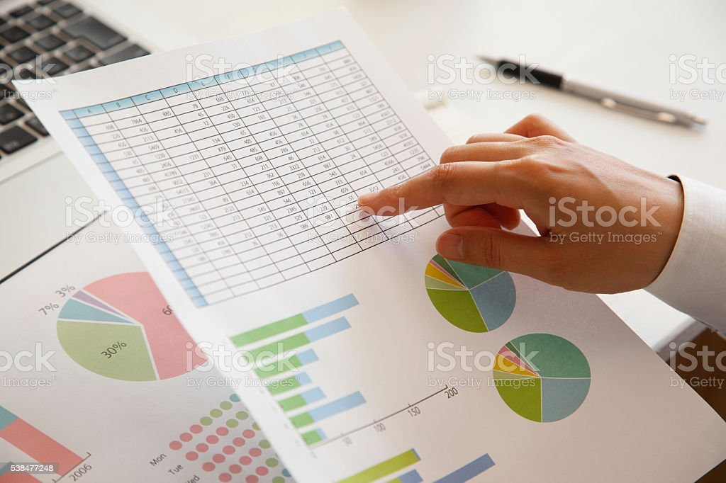 Business image stock photo