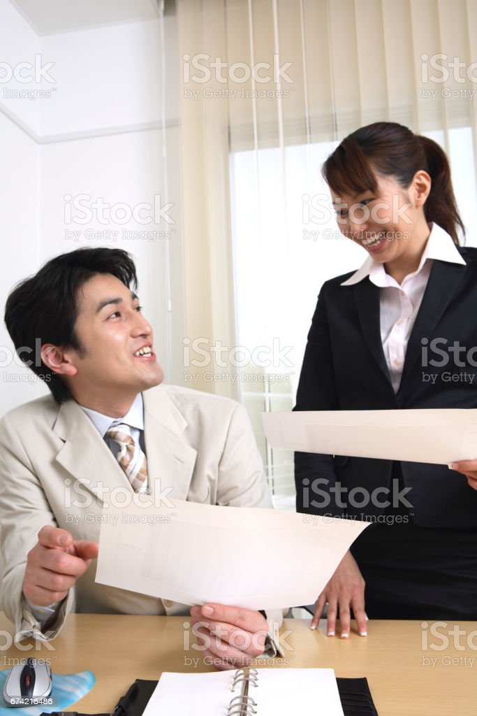Business image stock photo