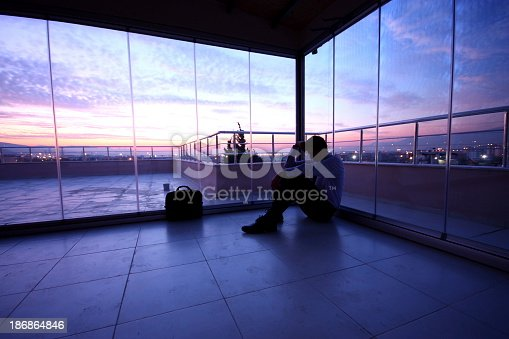 istock Business in Crisis 186864846