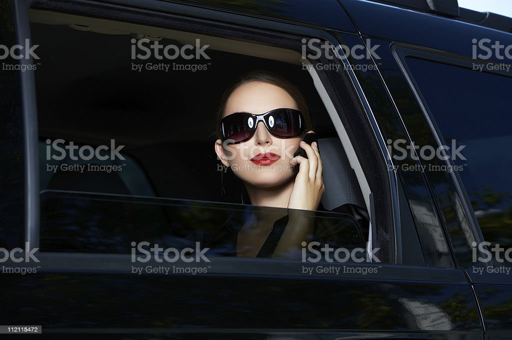 Business in Limo stock photo