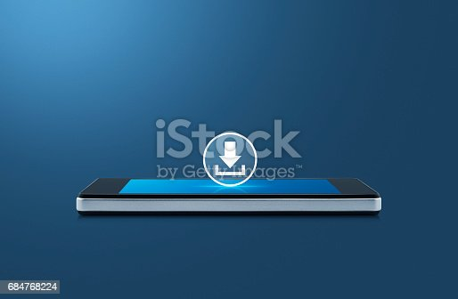 istock Business internet concept 684768224