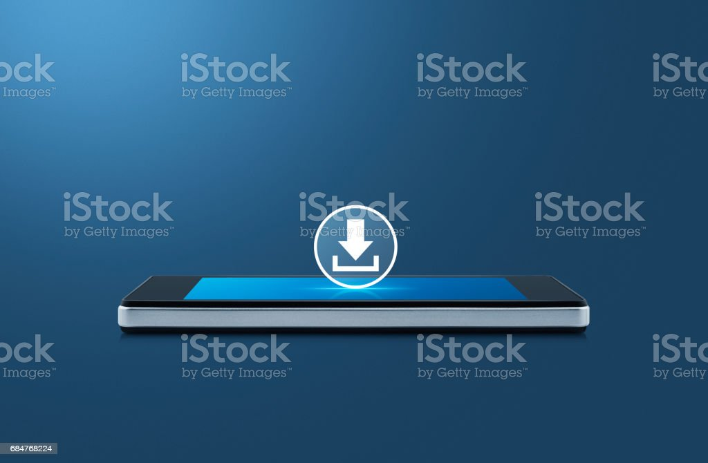 Business internet concept stock photo