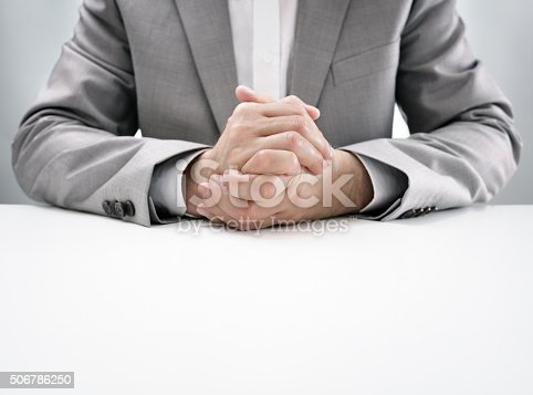 istock Business interview 506786250