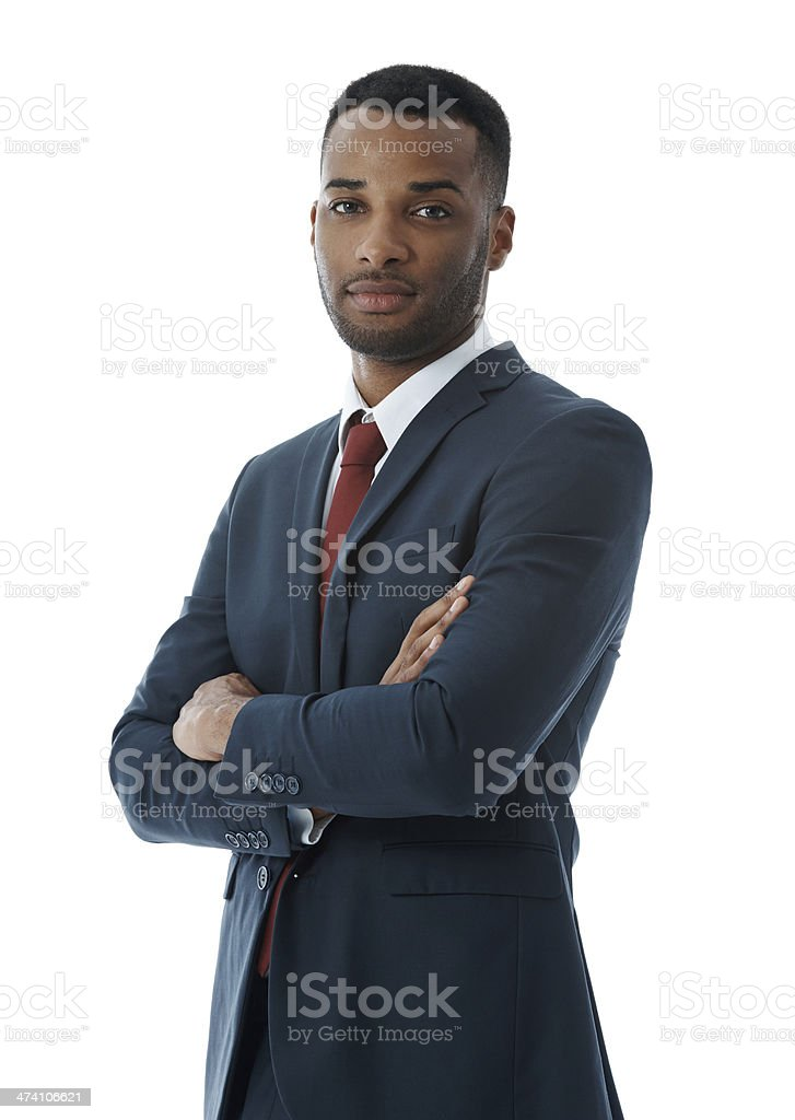 Business is my pleasure royalty-free stock photo