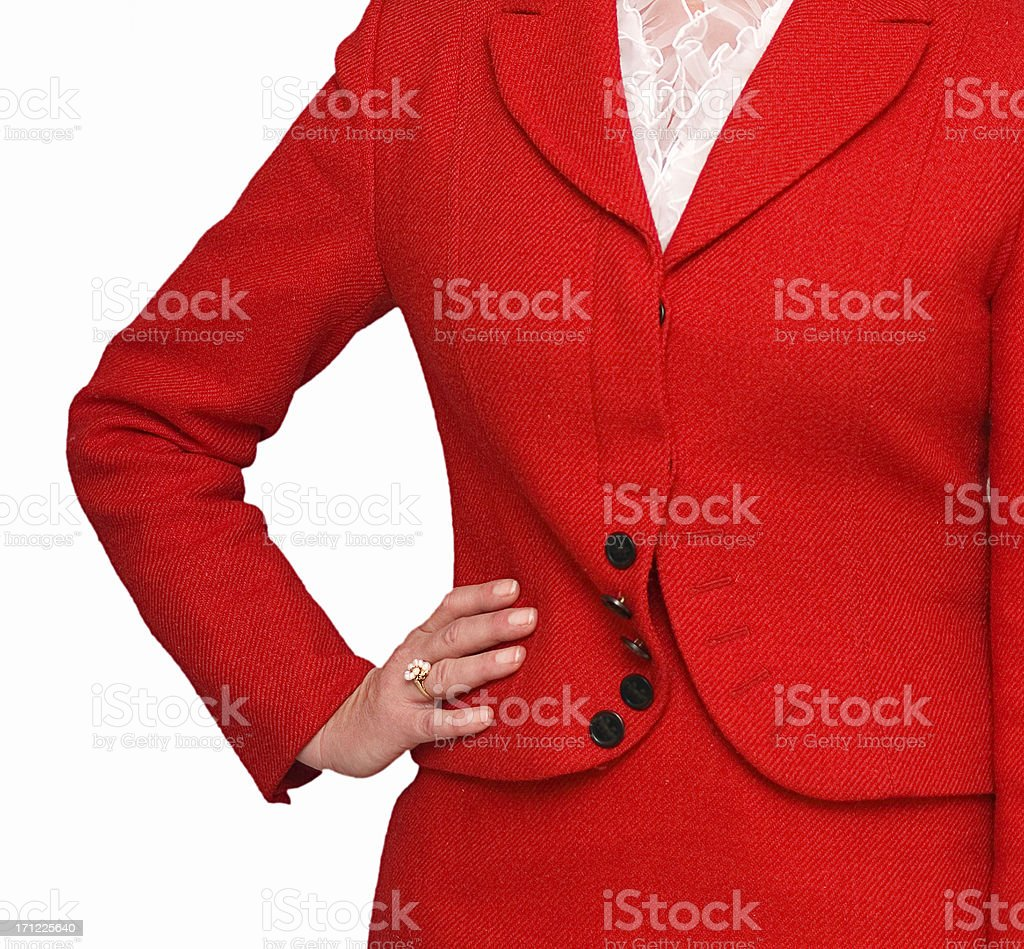 Business Lady royalty-free stock photo