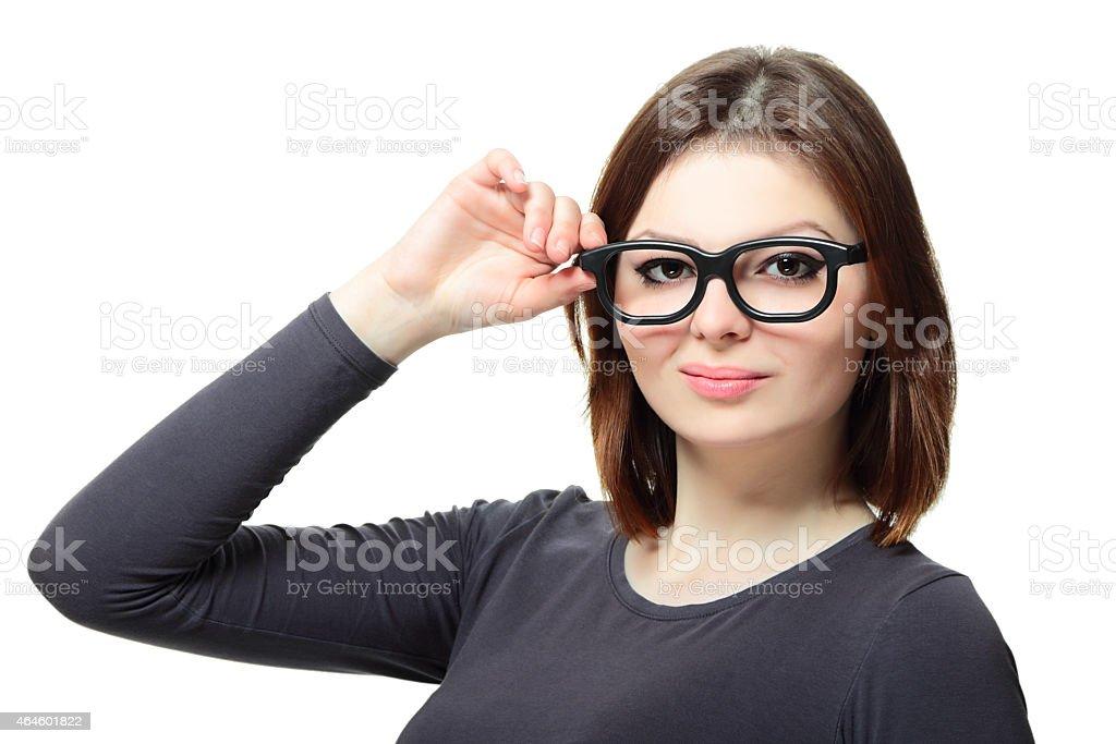 Business lady stock photo