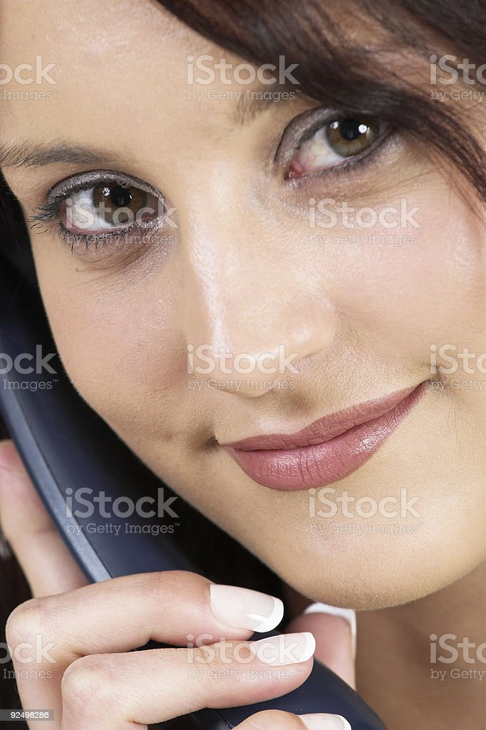 Business Lady #68 royalty-free stock photo