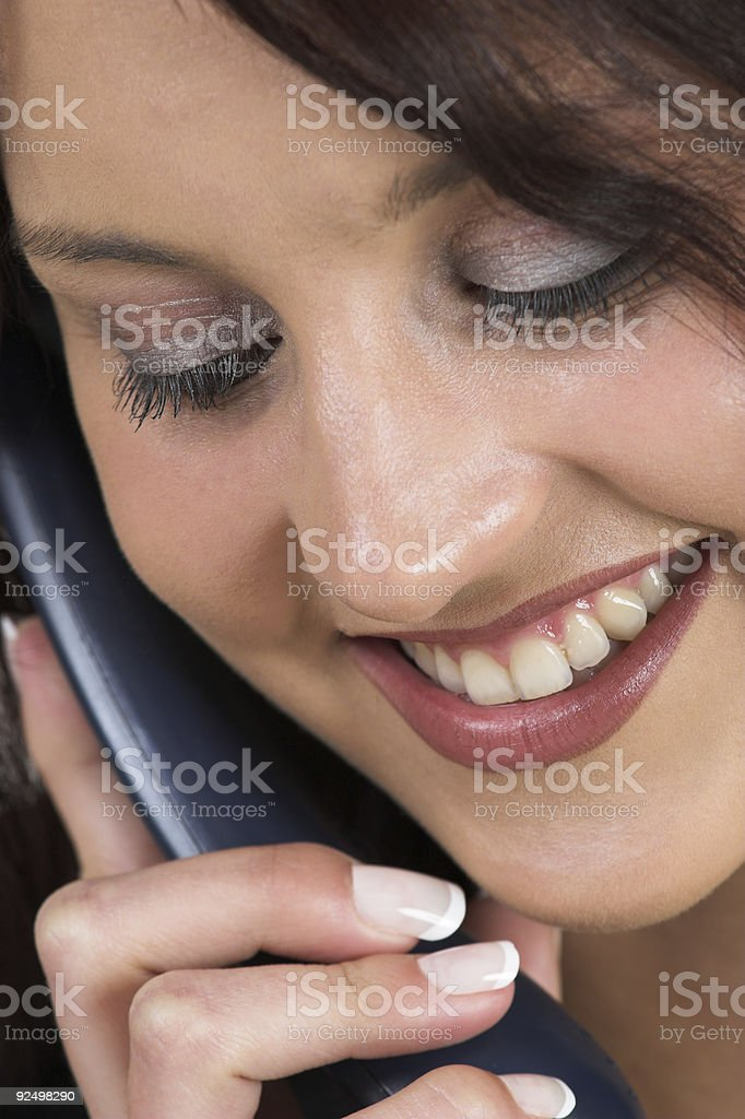 Business Lady #72 royalty-free stock photo