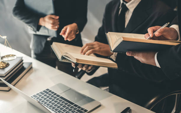 Business lawyer team. Working together of lawyer in the meeting. Business lawyer team. Working together of lawyer in the meeting. legislation stock pictures, royalty-free photos & images