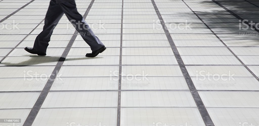 Business legs  copy space stock photo