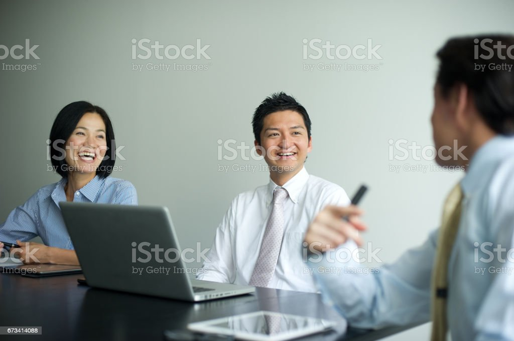 Business Life stock photo
