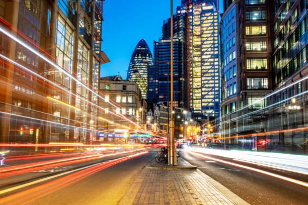 Business London stock photo
