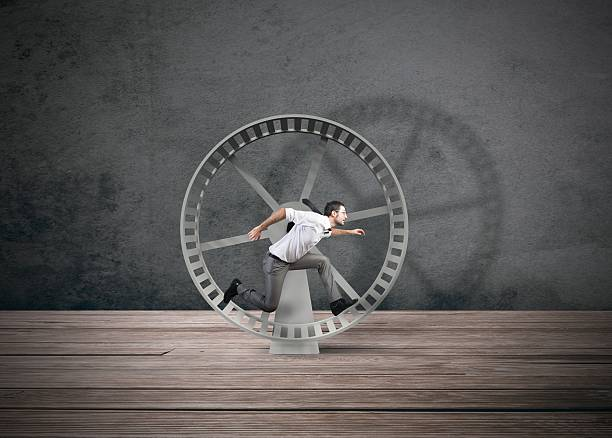 business loop - trapped stock pictures, royalty-free photos & images