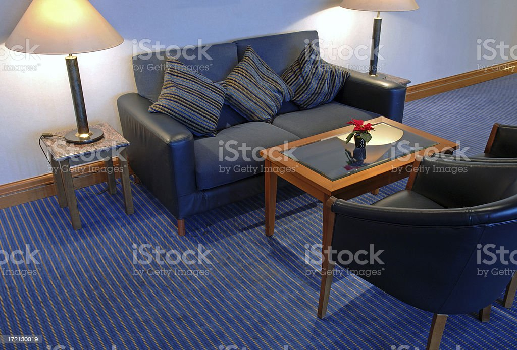 business lounge 4 royalty-free stock photo