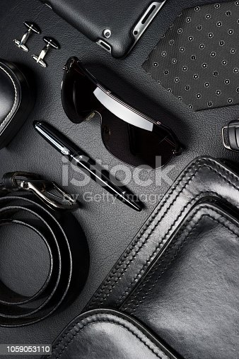 625840656 istock photo Business man accessories 1059053110