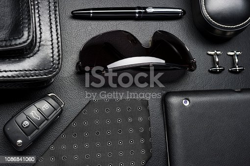 625840656 istock photo Business man accessories 1086841060