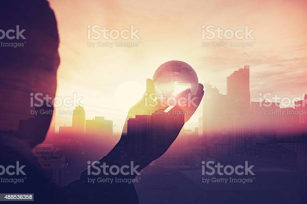 Business man in suit with cityscape montage picture id488536358?b=1&k=6&m=488536358&s=612x612&h=hsirt275i6wp68cl5zkjnn9en61capx2c 0hmtvkorw=